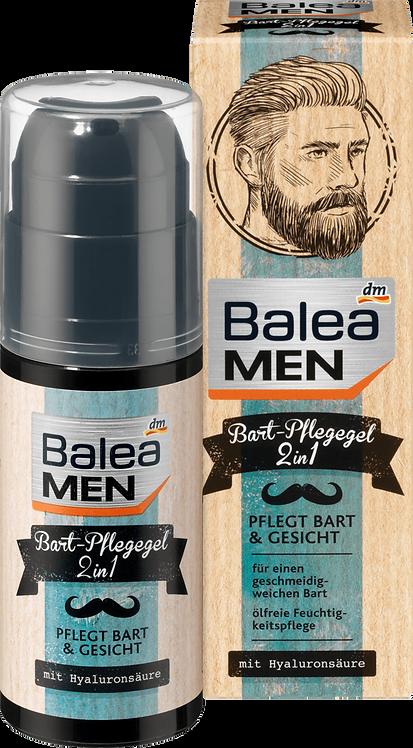 MEN Beard Care Gel 2in1, 50 ml