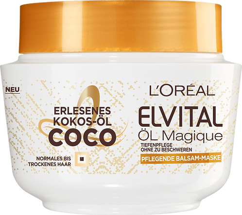 Elvital Hair Treatment Oil Magique Coco, 270 ml