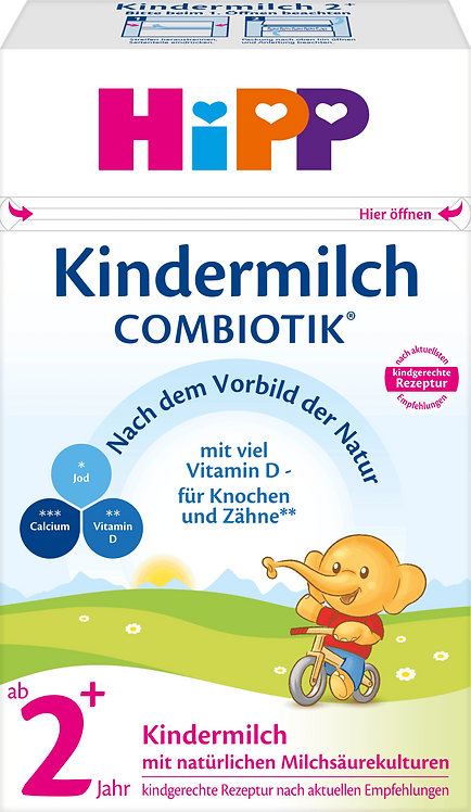 Children's Milk Combiotic from 2 year, 600 g
