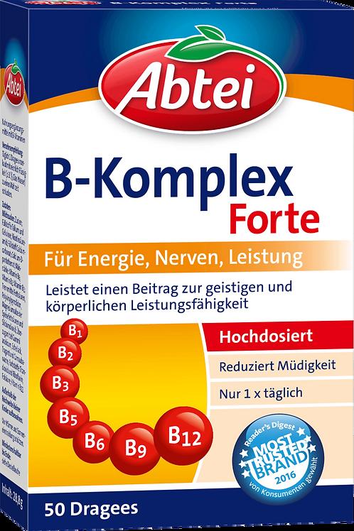 Vitamin B Complex Forte , 50 pcs