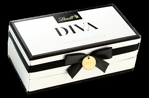 DIVA Premium Chocolate JEWELRY BOX, 182 g