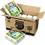 Thumbnail: Baby love Eco diapers nature xxl, monthly pack, 6x27pcs, 162 pcs