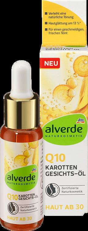 Facial Oil Q10 carrots, 25 ml