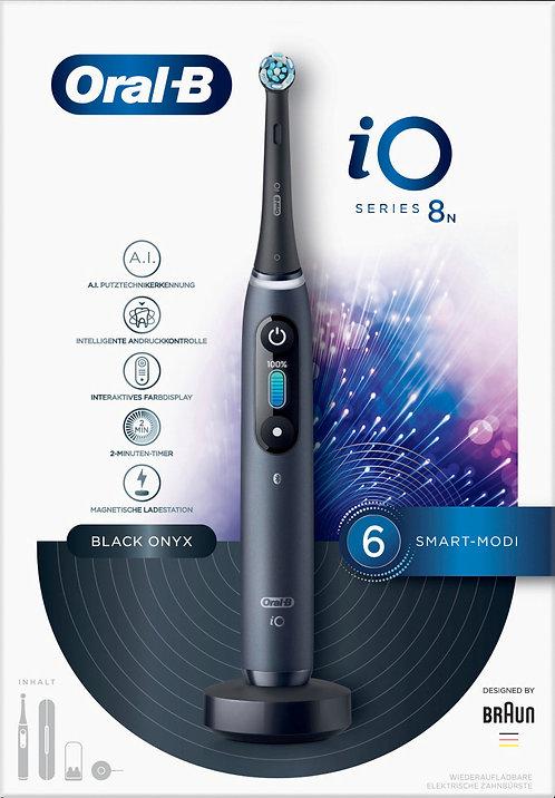 Electric toothbrush iO Series 8 Black Onyx