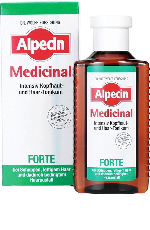 Alpecin Hair Lotion Medicinal Forte Intensive, 200 ml