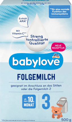 Baby Follow-on milk Stage 3 from the 10th month, 500 g