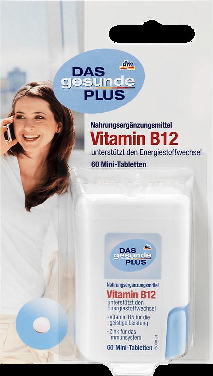 Vitamin B12 Tabletten, 60 pcs