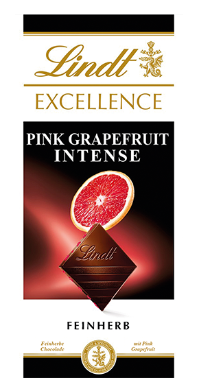 EXCELLENCE PINK GRAPEFRUIT INTENSE, 100g
