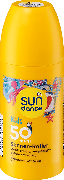 Sun Scooter Kids SPF 50 UVA + UVB + IR-A Protection, 100 ml