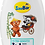 Thumbnail: Children and Kids Ultra Sensitive 3in1 Bathing Wash Shampoo, 300 ml