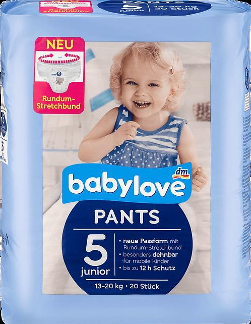 Babe Diapers Pants junior, 13-20 kg, 20 Pcs