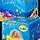 Thumbnail: Children & Kids Handkerchiefs Box Kids, 240 sheets 4 Boxes
