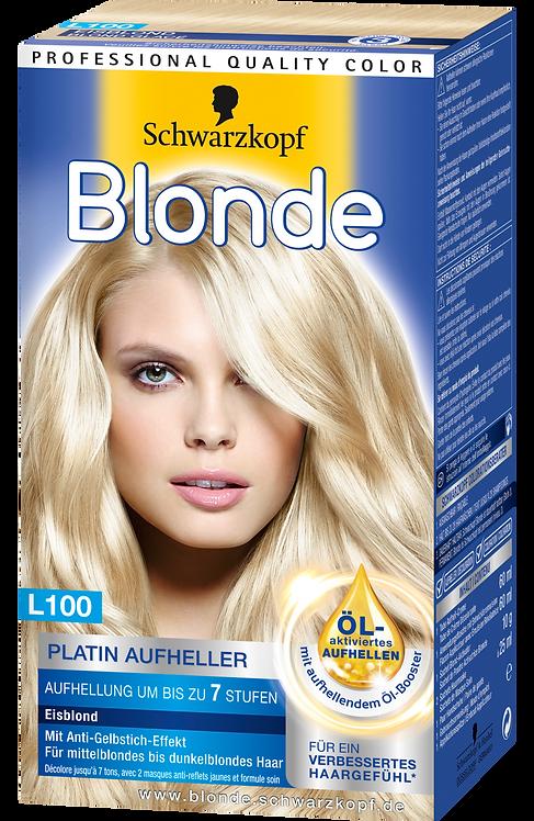 Schwarzkopf Blonde Brightener L100, 180 ml