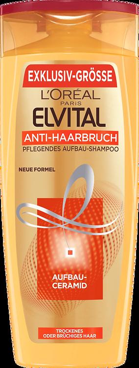 Elvital Shampoo anti-hair breakage, 400 ml