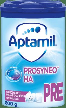 Aptamil Pre HA Prosyneo starting milk from birth, 800 g