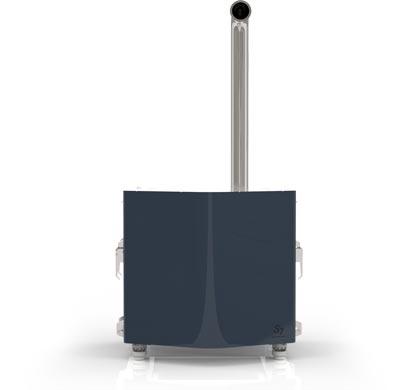 S7PRO Nachbrenner Space Grau