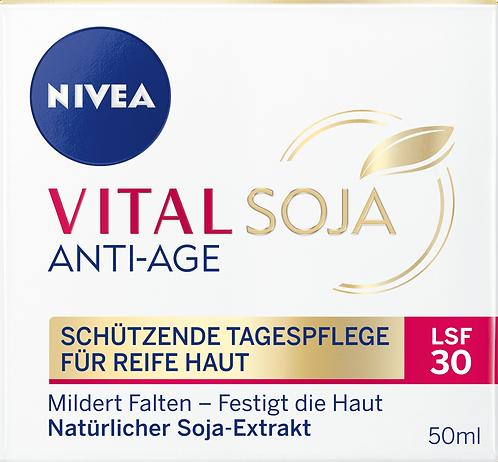 VITAL SOJA Anti-Age Protective Day Cream SPF 30, 50 ml