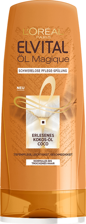 Elvital Conditioner Coco, 200 ml