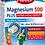 Thumbnail: Magnesium 500 Plus Vital Depot tablets 42 pieces, 64 g