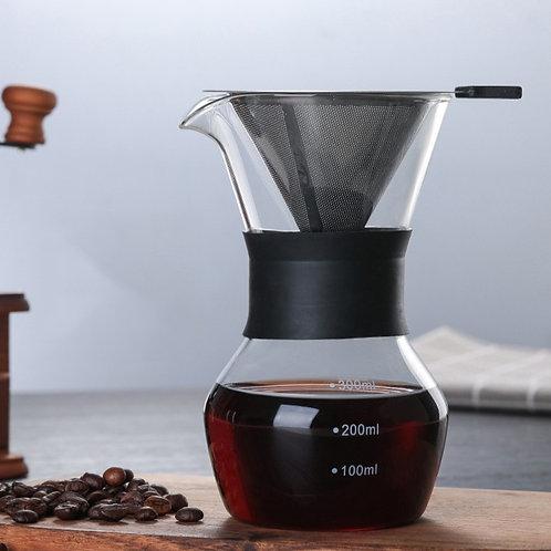 Coffee Pot Coffee Maker Paperless