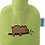 Thumbnail: Children's Hot Water Bottle Cover, bear, 1 pc