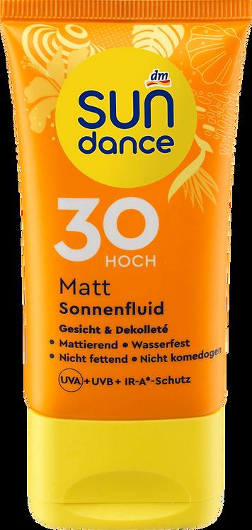 Sunscreen Cream SPF 30 Non-Greasy Water Resistant, 50 ml