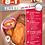 Thumbnail: Snack for dogs per skin & coat, chicken fillet, 80g