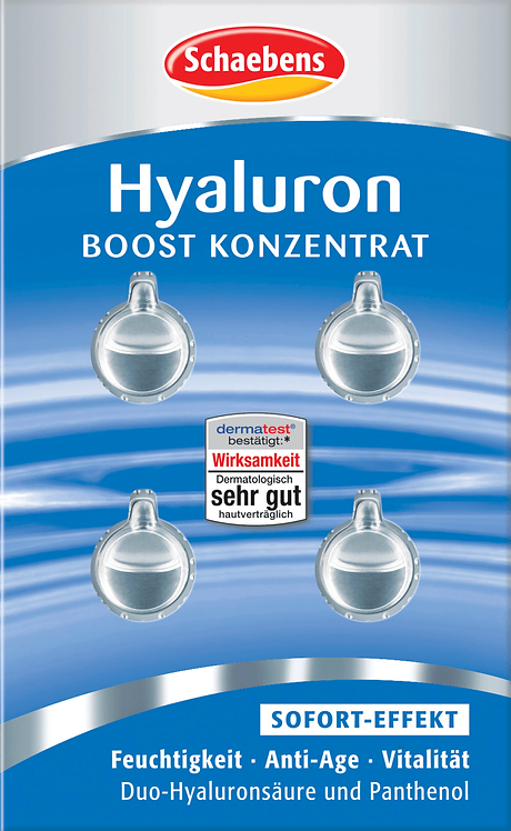 Hyaluronic Boost Concentrate, 1.6 ml