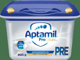 Aptamil Pre-Profutura infant formula from birth, 800 g