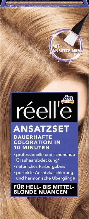 réell'e Hair color set light-medium blonde 9.0, 1 pc, 1 pc