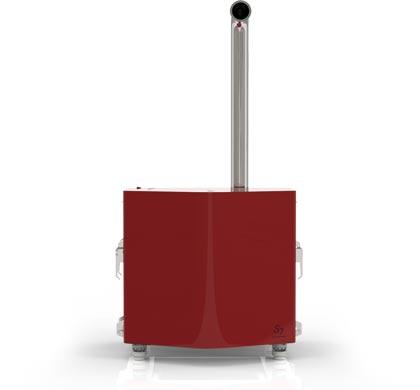 S7PRO Nachbrenner Rot