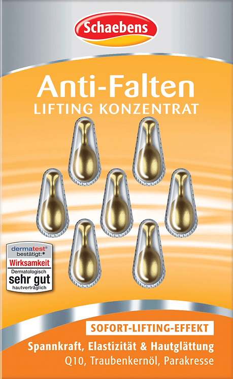 Concentrate Anti-Wrinkle, 7 Pcs