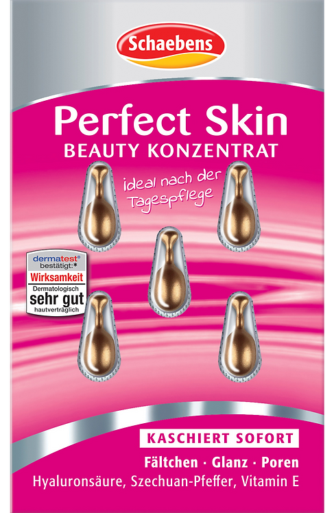 Concentrate Perfect Skin, 5 pcs