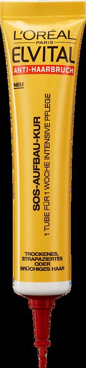 Elvital Care Concentrate Anti-hair Breakage SOS, 18 mL