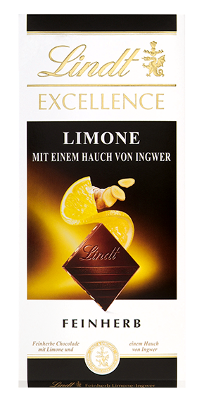 EXCELLENCE LIMONE GINGER, 100g
