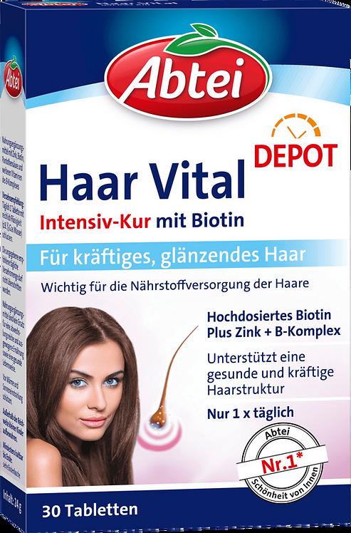 Abtei Hair Vital tablets 30 pcs, 24 g