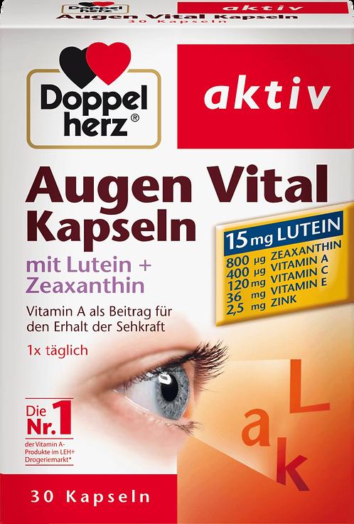 Eye Vital Vitamin Capsules, 30 pcs