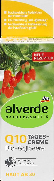 Day Cream Q10 Organic Goji Berry, 50 ml