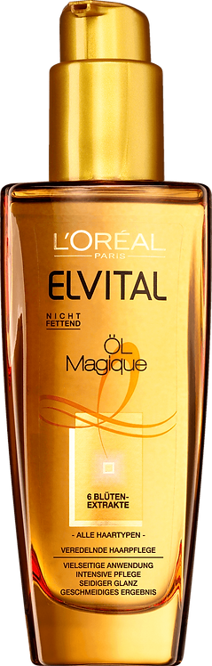 Elvital Hair Oil Magique Oil All Hair Types, 100 ml