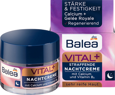 VITAL + Very Intensive Night Cream, 50 ml