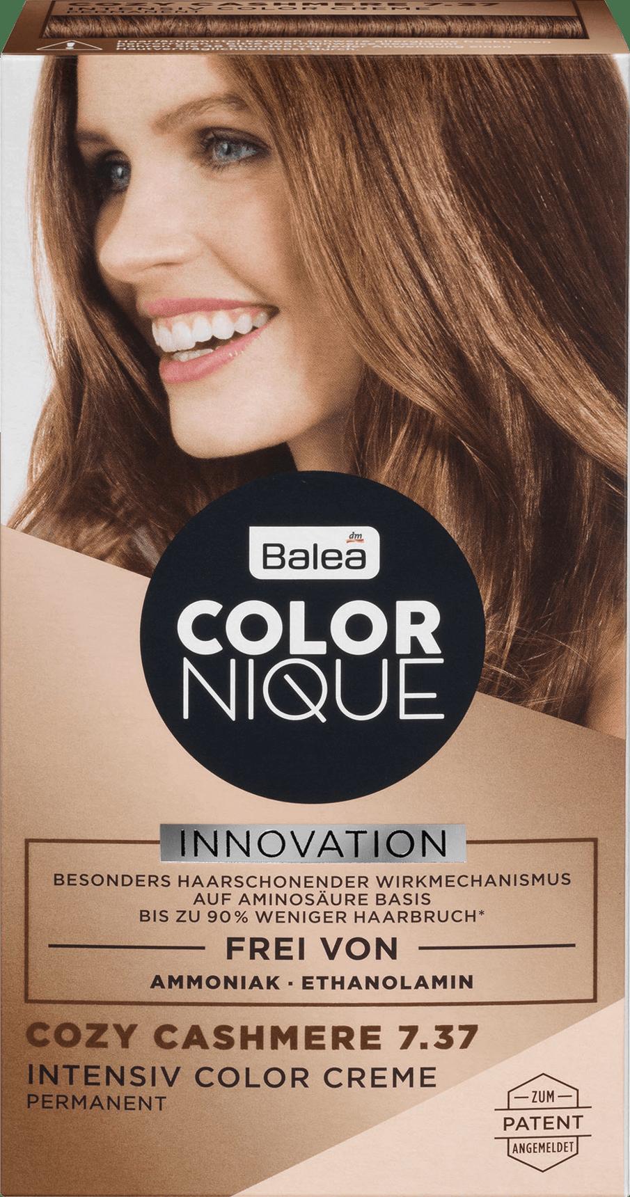 Balea Colornique Intensive Color Cream Cozy Cashmere 737 145 Ml