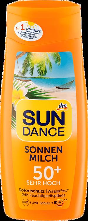 Sun Milk SPF 50+ UVA + UVB + IR-A Radiation Protection, 200 ml
