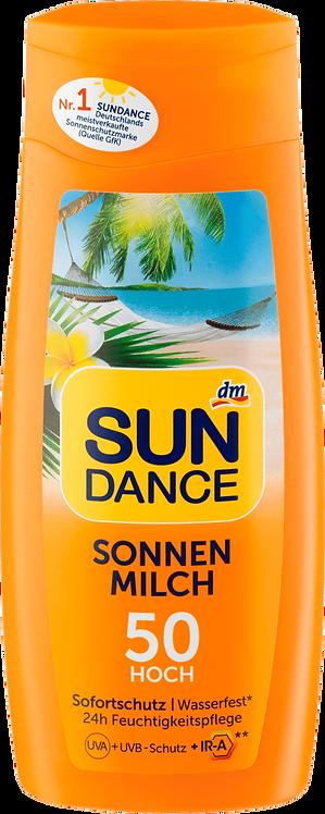 Sun Milk SPF 50 UVA + UVB + IR-A Radiation Protection, 200 ml