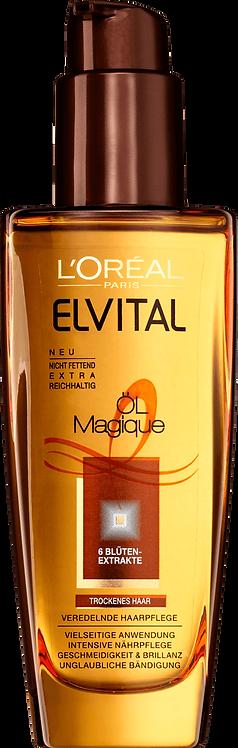 Elvital Hair Oil Magique Oil For Dry Hair, 100 ml