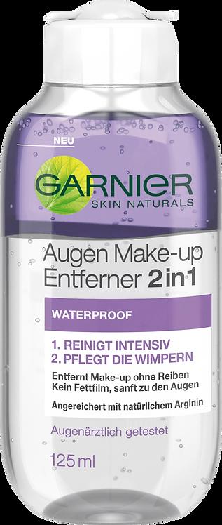 Garnier Eye Makeup Remover, 125 ml