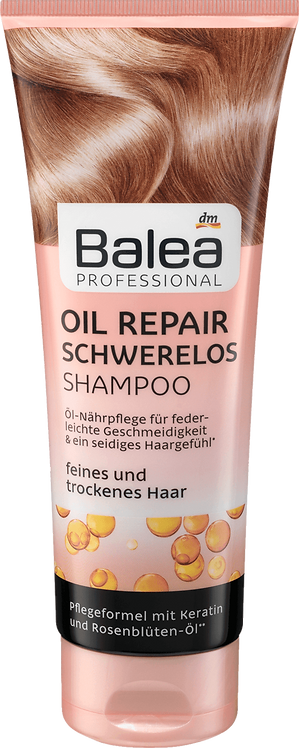 Professional Shampoo Oil Repair Weightless, 250 ml
