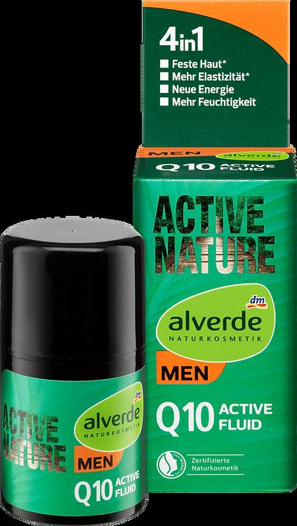 Men Active Nature Q10 Active Fluid, 50 ml