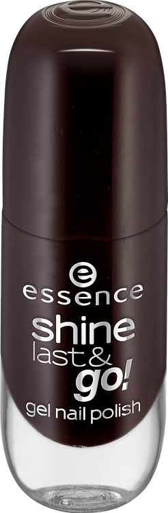 essence cosmetics shine last & go! gel nail polish red 49, 8 ml