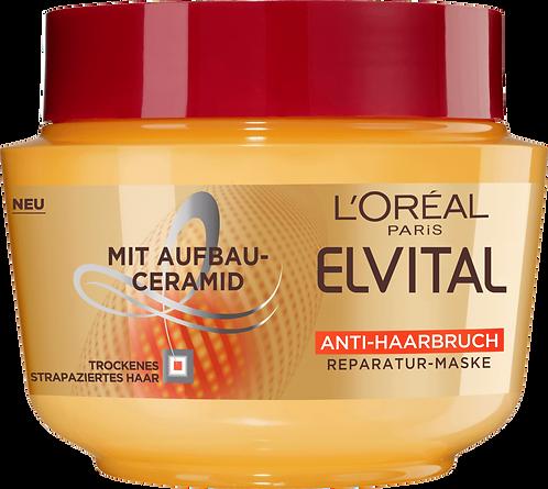Elvital Hair Cure Mask Anti-hair Breakage, 270 ml