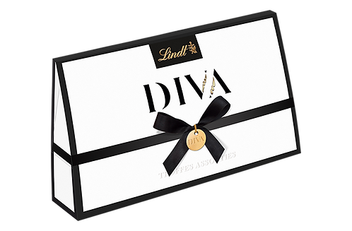 DIVA Premium Chocolate CLUTCH, 114g